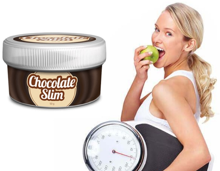 Chocolate Slim slăbire: figura subțire, fără a afecta sănătatea!