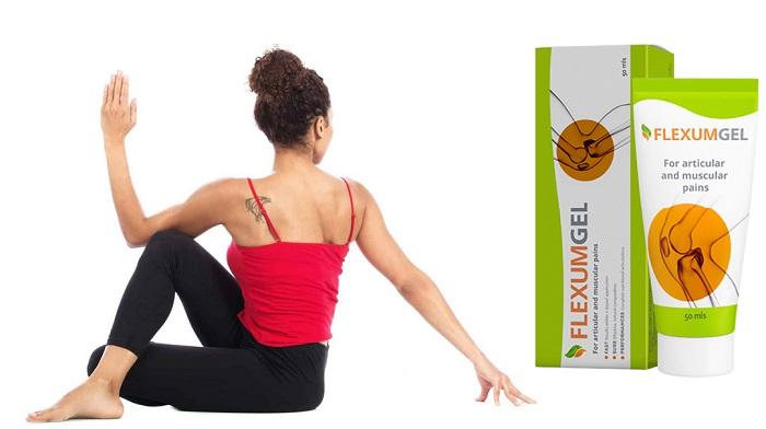 FLEXUMGEL pentru articulații: îmbunătățește funcționarea sistemului musculo-scheletic!