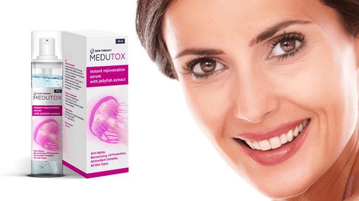 Medutox pentru întinerire: secretul tău este pielea sănătoasă și tânără!