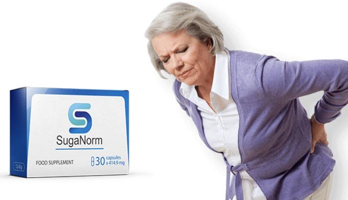 SugaNorm de la diabetul zaharat: rapid și permanent va duce glucoza la normal!