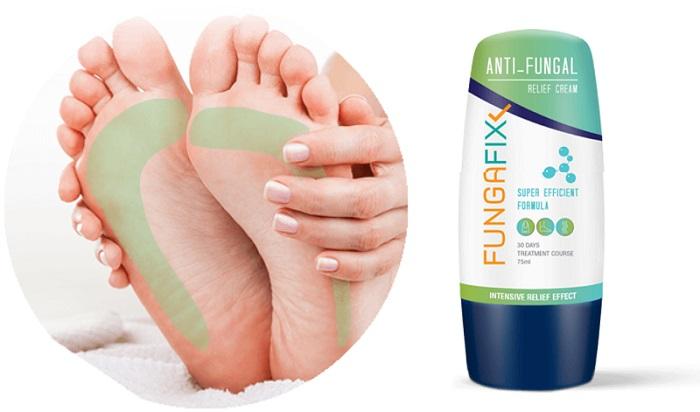 FUNGAFIX de la ciuperca piciorului: protecție fiabilă împotriva infecțiilor fungice!