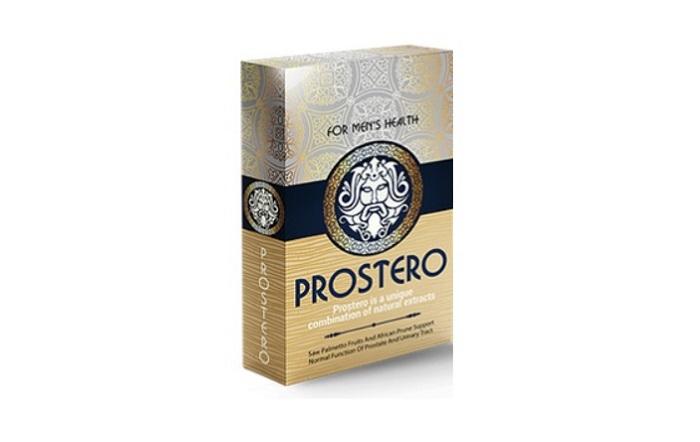 PROSTERO din prostatită: se normalizează procesul de urinare, crește imunitatea și sporește libidoul!