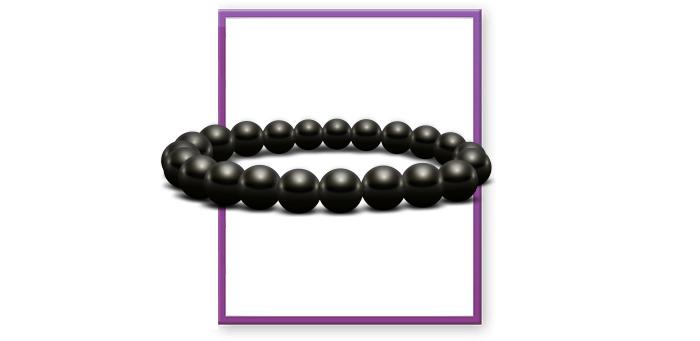 Bracelet Bianchi: brățara din shungit negru pentru longevitatea dvs!