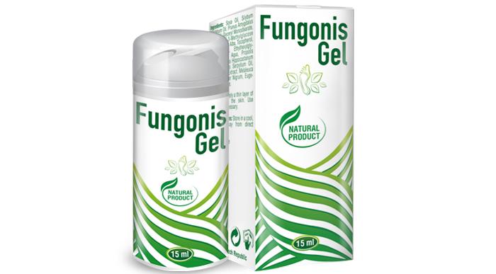 Fungonis Gel: un agent antifungic natural