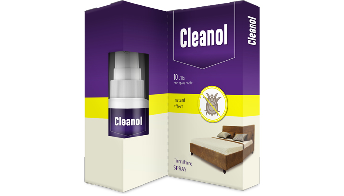 Cleanol: o soluție eficientă naturală împotriva acarianului de praf!