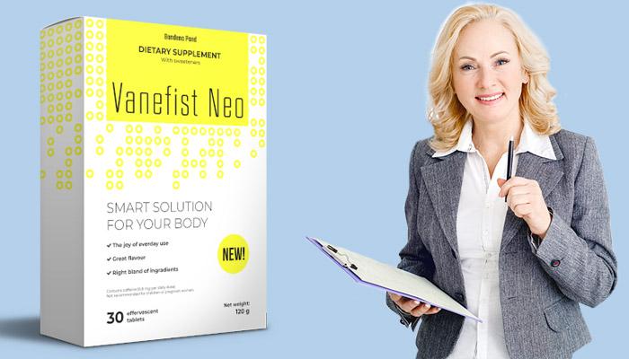 Vanefist Neo pentru pierderea în greutate: arde grăsimea fără efort și stres