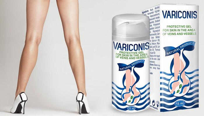 Variconis împotriva venelor varicoase: picioare sănătoase si frumoase