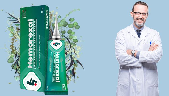 Hemorexal: tratamentul eficient al hemoroizilor