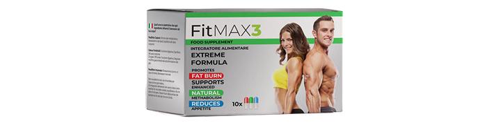 FitMAX3: sistem unic pentru pierdere rapidă în greutate