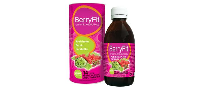 BerryFit: soluție inovativă trifazică pentru scăderea greutății corporale