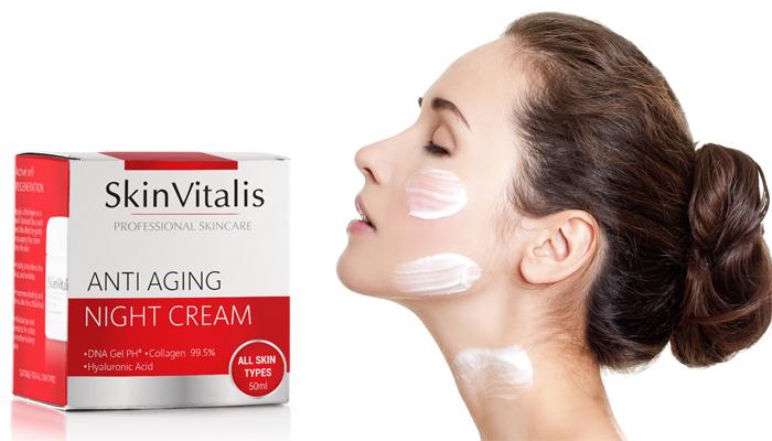 SkinVitalis: învinge orice fel de riduri în doar 28 de zile