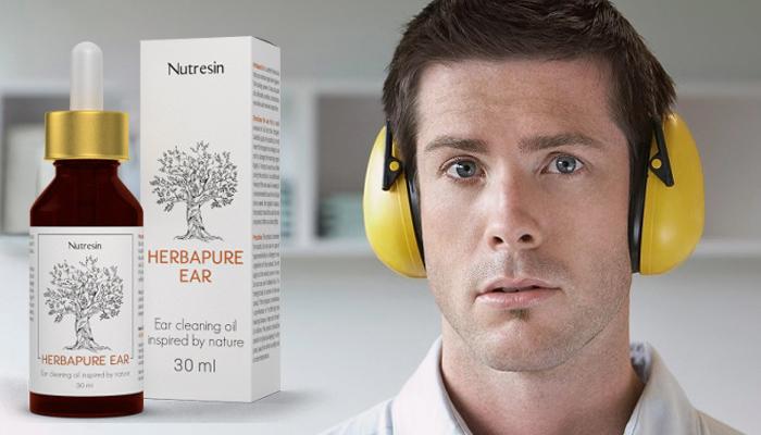 Nutresin Herbapure Ear: tratamentul inovator, care redă 100% auzul eficient!