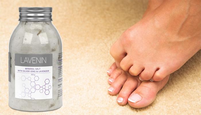 Lavenin: scapă de micoză discret și fără stres