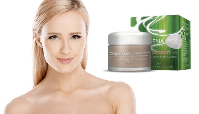 Collagena Lumiskin: formula inovatoare împotriva pigmentării!