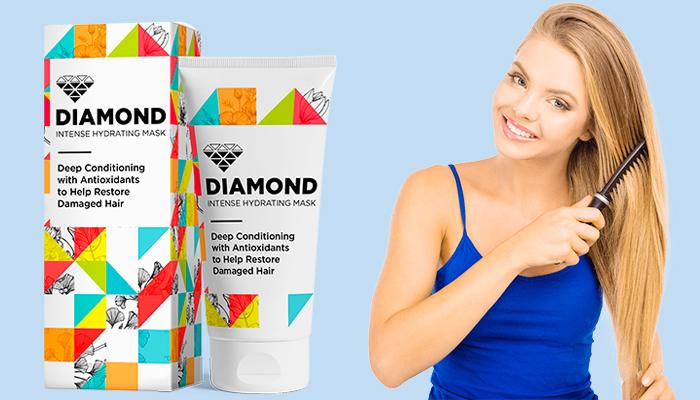 Diamond: regenerare rapidă a părului deteriorat