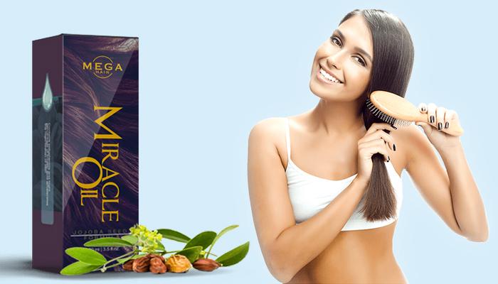 MEGA HAIR: spune da pentru un păr sănătos și mătăsos!