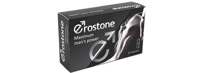 Erostone: este un tratament eficace și natural pentru potența masculină