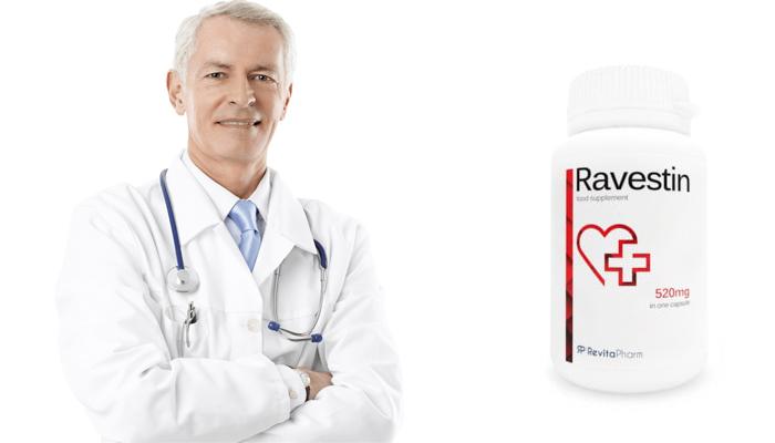 Ravestin: pentru probleme cu colesterol LDL și ateroscleroză