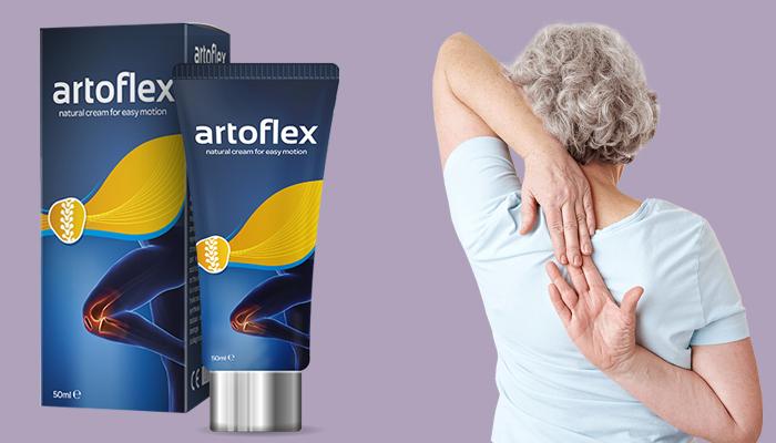 Artoflex pentru articulații: un remediu eficient împotriva osteohondrozei, artrozei şi traumelor!