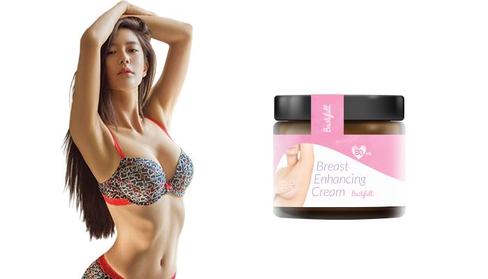 BustiFull pentru mărirea sânilor: ajută sânii să crească natural