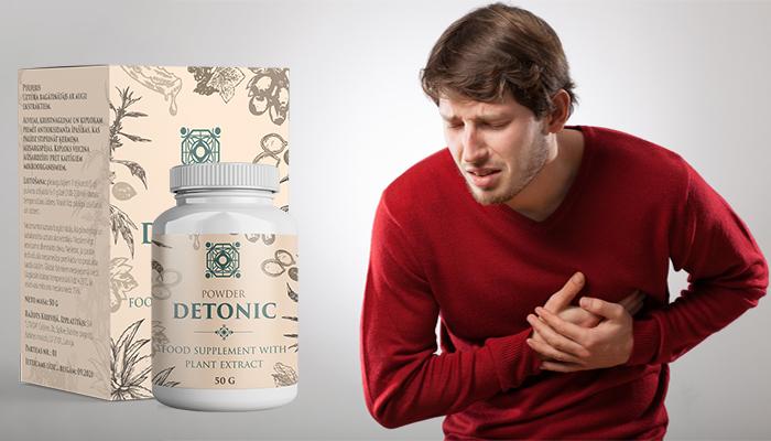Detonic împotriva hipertensiunii arteriale: tensiune în limitele normei de la prima utilizare și pentru totdeauna