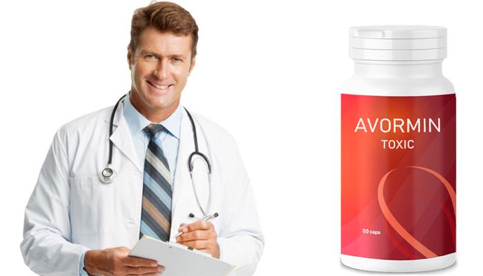 AVORMIN Toxic împotriva hipertensiunii arteriale: tensiune în normă cu prima recepție pe totdeauna