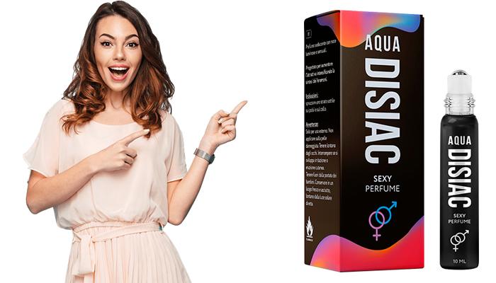 Aqua Disiac: este un produs care contribuie la creșterea imediată a excitării sexuale