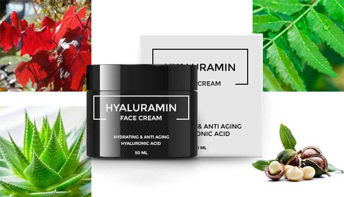 Hyaluramin anti rid: bucurati-va de o piele tânără indiferent de vârsta!