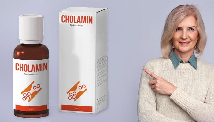 Cholamin: reduce nivelul de colesterol rau, creste colesterolul bun