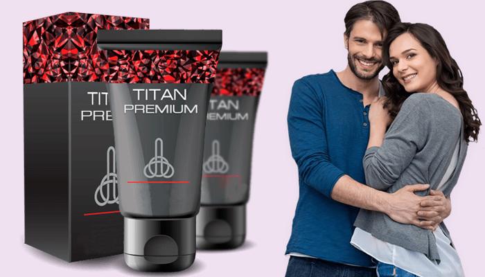 Titan Premium: formulă unică pentru mărirea penisului