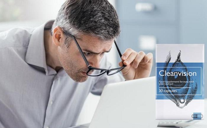 CleanVision pentru viziune: vă va aduce sănătatea ochilor înapoi pentru 1 curs!