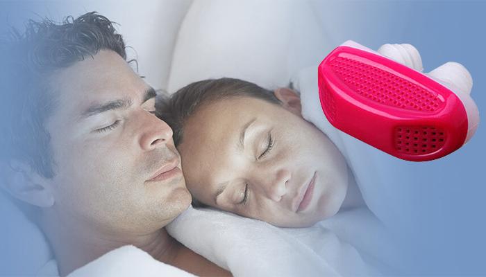 Snorest: uită de sforăit și somn neliniștit