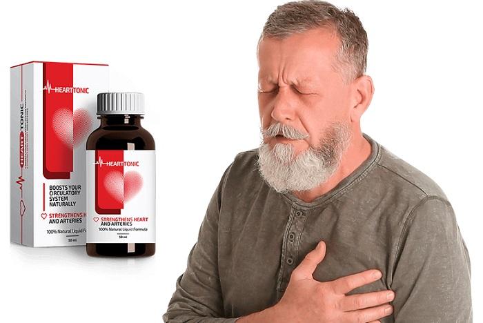 HeartTonic de la hipertensiune arterială: protejați-vă inima și vasele de sânge de boli!