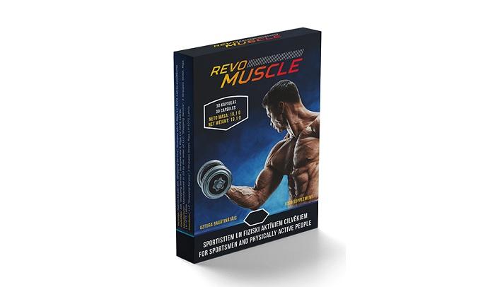 REVOMUSCLE pentru construirea musculaturii: rezultat rapid și efectiv!