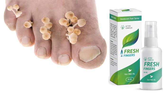 Fresh Fingers împotriva ciupercii: un mod simplu de a învinge ciuperca, mâncărimea și crăpăturile!