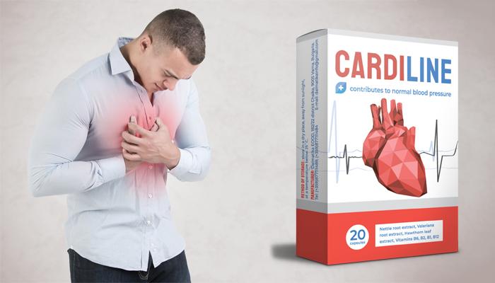 Cardiline: invinge hipertensiunea și toate simptomele sale