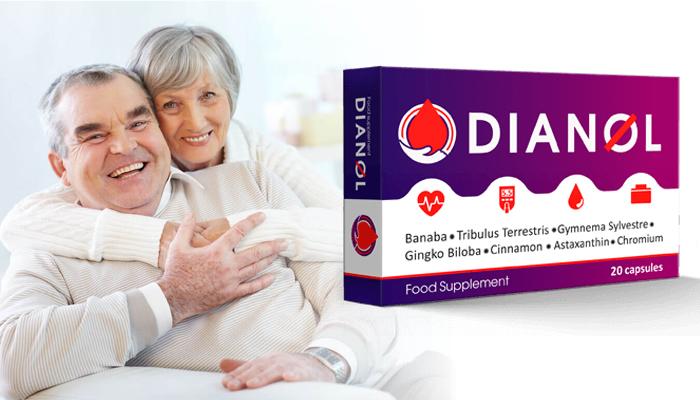 Dianol împotriva diabetului: normalizează nivelul glucozei din sânge