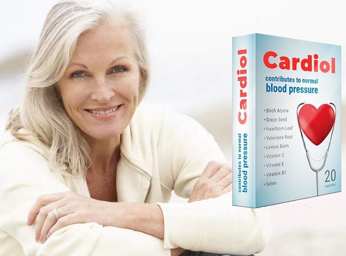 Cardiol împotriva presiunii crescute: o protecție fiabilă a inimii și a vaselor de sânge!