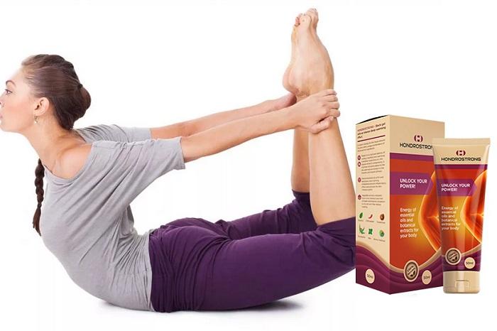 Hondrostrong pentru articulații: vă va aduce sănătatea la normal!