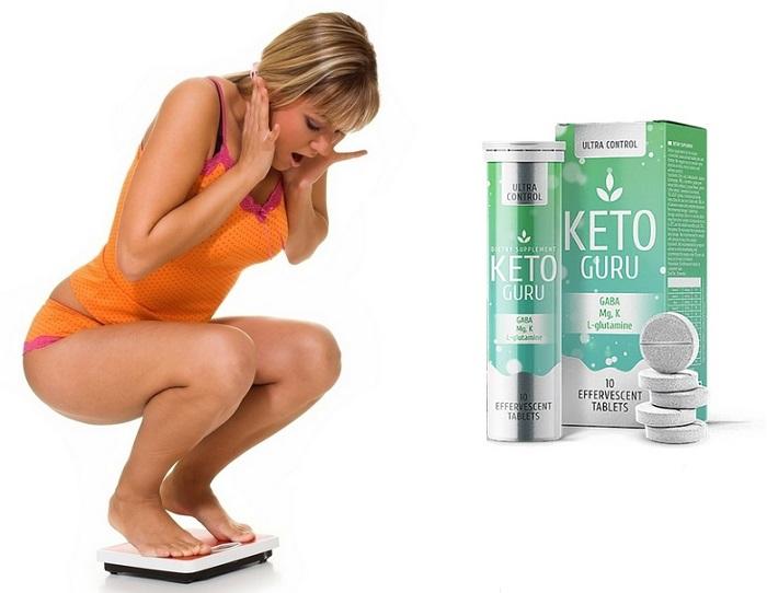 Keto Guru pentru pierderea în greutate: secretul tău este o figură subțire!