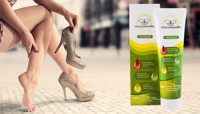 Varicobooster împotriva varicelor: să readuceți frumusețea și sănătatea picioarelor dvs în câteva zile