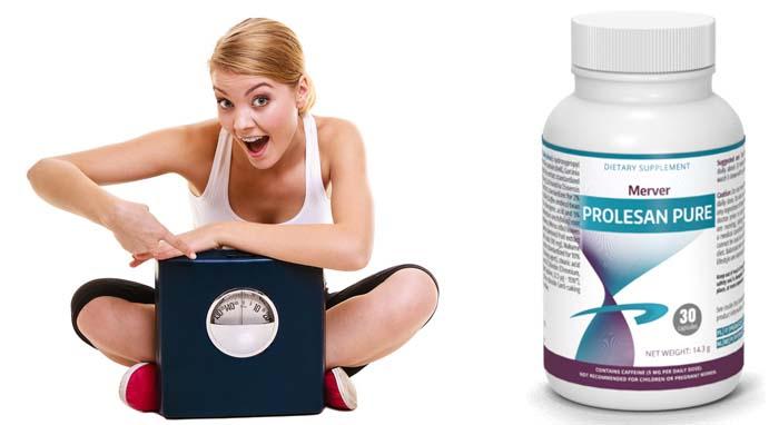 Prolesan Pure pentru pierderea în greutate: vei slăbi 14 kg în 28 de zile