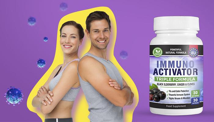 ImmunoActivator: formula pentru imunitate puternică
