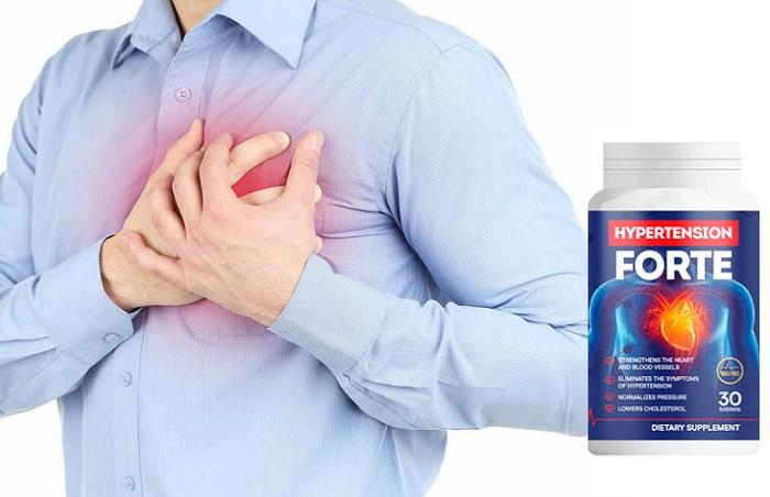 HYPERTENSION FORTE din hipertensiune arterială: uitati pentru totdeauna problema cu tensiunea ridicata!