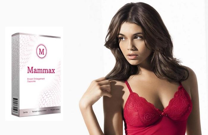 Mammax pentru mărirea sânilor: PUSH-UP EFFECT DE LUNGA DURATA!