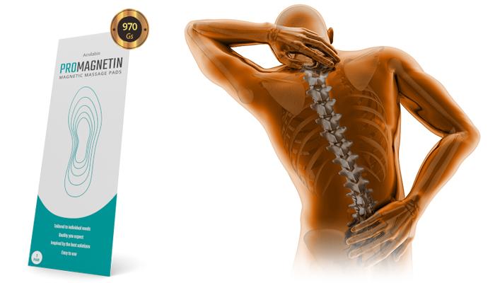 Promagnetin împotriva durerii: ameliorezi durerea în 8 minute