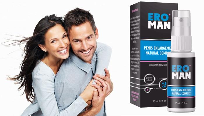 Eroman: mărirea garantată a penisului cu 5 cm într-o lună