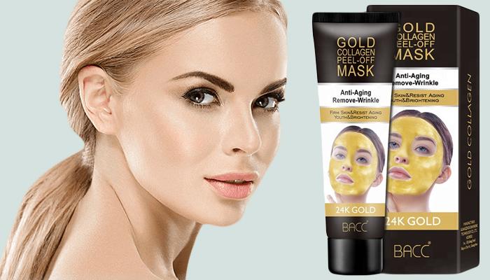 Gold Mask anti rid: o descoperie revoluționară a oamenilor de știință!