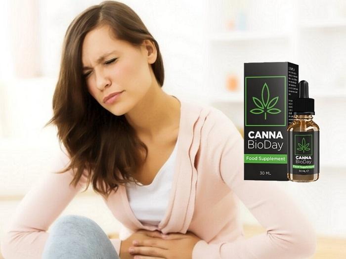 CannaBioDay de durere: va scăpa rapid de orice tip de durere!