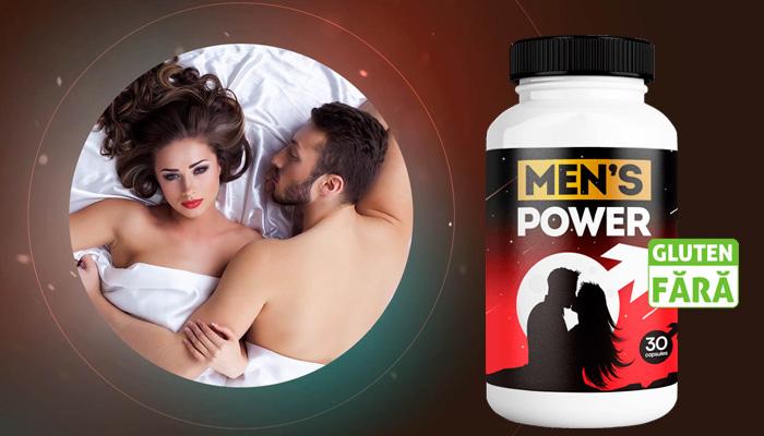 MEN'S POWER împotriva prostatitei: prostatită nu este o piedica in viață dumneavoaștră sexuală!